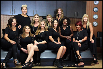 The Hair Lounge Team
